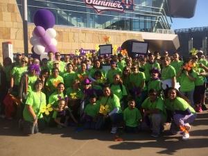 Walk to End Alzheimer's Disease, Lilydale Senior Living, Lilydale, MN