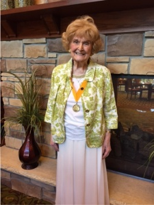 Lilydale-Phyllis Chickett Graduation Anniversary