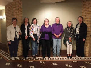Tour of the Capitol-Shoreview Senior Living-Group shot at the Capitol