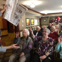 Magic Norm at Lilydale Senior Living