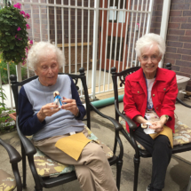 Ice Cream at Lilydale Senior Living (1)