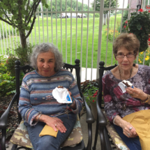 Ice Cream at Lilydale Senior Living (2)