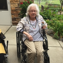 Ice Cream at Lilydale Senior Living (3)