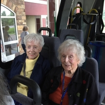 Lilydale Senior Living Takes a Field Trip to DQ