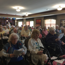 Maple Street Ramblers at Lilydale Senior Living