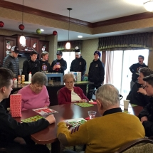 Ice-Cream-With-CDH-Hockey-Team-Lilydale-Senior-Living