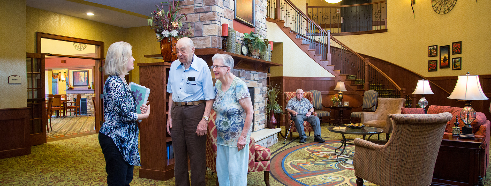 Lilydale Senior Living Independent Assisted Memory Care