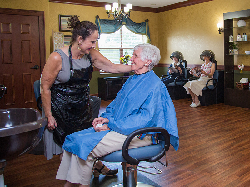 Lilydale Senior Living Independent Assisted Memory