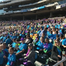2017 Walk to End Alzheimer's-Southview Senior Communities-People who came out to walk