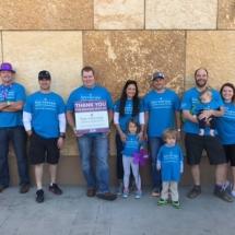 2017 Walk to End Alzheimer's-Southview Senior Communities-Southview group shot