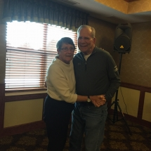 Birthday Party-Lilydale Senior Living-a duo taking the dance floor