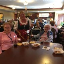 Oktoberfest Celebration-Lilydale Senior Living (2)